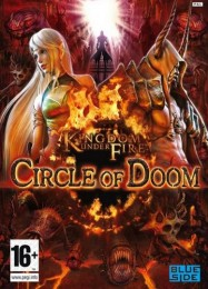 Обложка игры Kingdom Under Fire: Circle of Doom