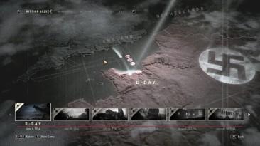 Call of Duty: WWII: Сохранение/SaveGame (Игра пройдено на 100%, Ветеран) [RLD]