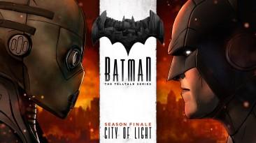 Пятый эпизод Batman: The Telltale Series выйдет 13 декабря