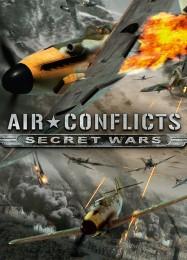 Обложка игры Air Conflicts: Secret Wars