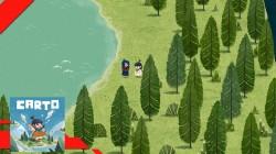 Запись игрового процесса приключенческой головоломки Carto