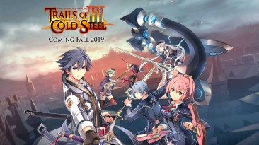 NIS America: над переводом The Legend of Heroes: Trails of Cold Steel III работают профессионалы