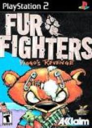 Обложка игры Fur Fighters
