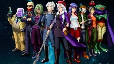 Олдскульная RPG Cosmic Star Heroine вышла для PlayStation Vita в США, Европа в ожидании