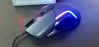 Обзор SteelSeries Rival 5 - комфортный максимум кнопок и высокая чувствительность