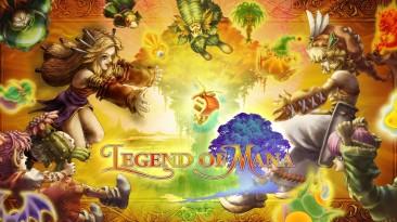 Square Enix опубликовала новые скриншоты грядущего ремастера Legend of Mana