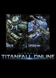 Обложка игры Titanfall Online