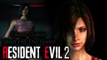 Теперь вы можете играть за Хизер Мейсон и Эйлин Гэлвин из Silent Hill в Resident Evil 2 Remake