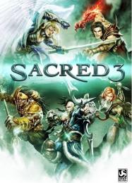 Обложка игры Sacred 3