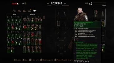 "Witcher 3: Wild Hunt ""Оружие не ломается"""