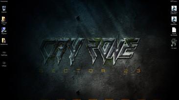 Обои,логотипы и постер в стиле CryZone