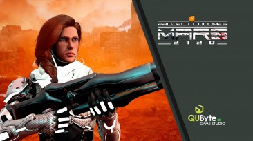 Геймплейный трейлер 2120 MARS: Project Colonies