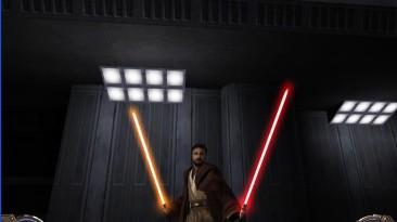 """Star Wars: Jedi Knight - Jedi Academy """"JKII JA"""""""