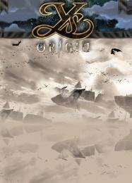 Обложка игры Ys Origin