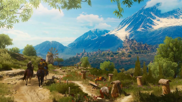 Две модификации сюжетных квестов для Witcher 3 переносят Геральта в новый район Туссента