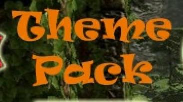 "Serious Sam HD: SE ""Serious Chrome Theme Pack"""