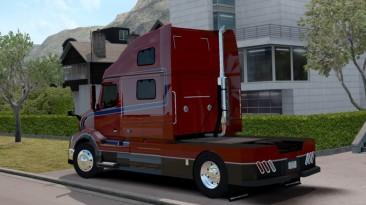 "American Truck Simulator ""Volvo VNL 42 chassis версия 1.0 (v1.37.x)"""