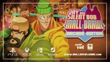 Jay and Silent Bob: Mall Brawl выйдет 20 мая на PS4 и Xbox One вместе с бесплатным обновлением