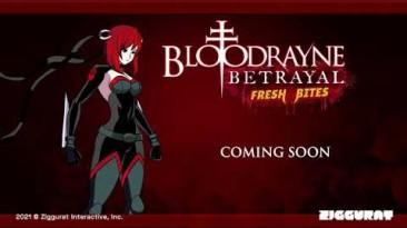 Состоялся анонс BloodRayne Betrayal: Fresh Bites