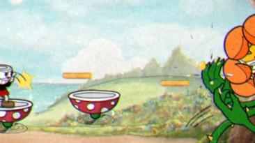 "Cuphead ""Food Weapons"""