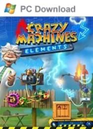 Обложка игры Crazy Machines Elements