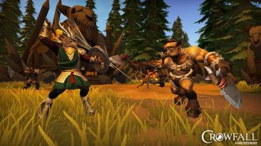 Вышло новое обновление с новыми функциями для MMORPG Crowfall