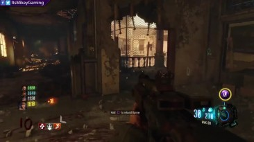 Zombies Chronicles - геймплей (Call of Duty: Black Ops 3)
