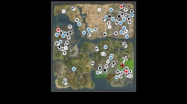 "Grand Theft Auto: San Andreas ""Minimalistic Radar Icons HD"""
