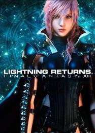 Обложка игры Lightning Returns: Final Fantasy 13