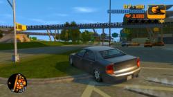 """Grand Theft Auto 3 """"Трассировка лучей"""""""