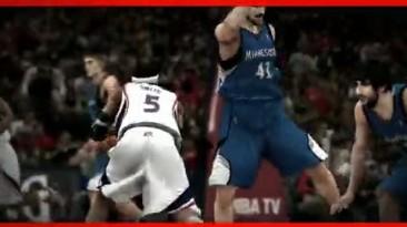 """NBA 2K13 """"Официальный трейлер"""""""