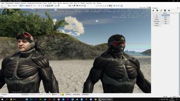 "Crysis ""Нанакостюм из Crysis 3"""