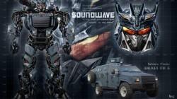 "Transformers: Devastation ""Soundwave Terradyne Armored"""