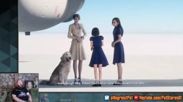 Ace Combat 7: Skies Unknown - Собачка в симуляторе?