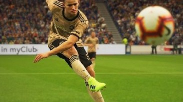 """PES 2019 """"New Gameplay Mod V2 by Loopy"""""""