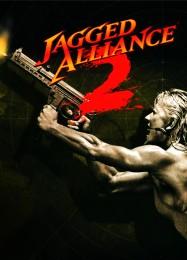 Обложка игры Jagged Alliance 2