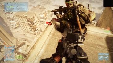 """Battlefield 3 """"кросовки"""""""
