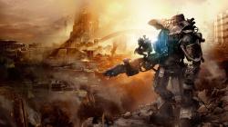 Первая Titanfall сегодня появилась в Steam
