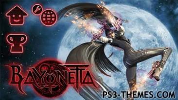 Bayonetta Dynamic Theme PS3