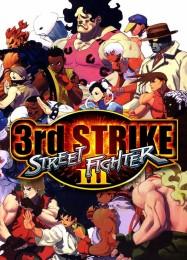 Обложка игры Street Fighter 3: 3rd Strike
