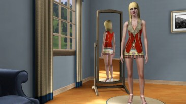 "The Sims 3 ""Верхняя одежда"""
