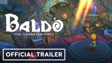 Новый трейлер и точная дата выхода Baldo: The Guardian Owls