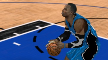 """NBA 2K12 """"Shadow Mode With Real Muscles and Sweat"""""""