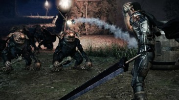 Подробности и новые снимки экрана из Berserk для PS4, PS Vita и PC