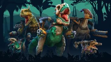 Состоялся релиз PvP-шутера Dino Squad для iOS и Android