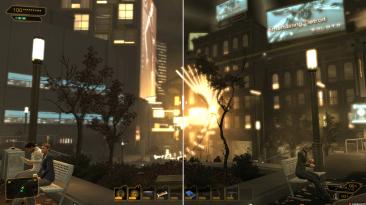 """Deus Ex: Human Revolution """"Возвращение золотистого фильтра"""""""