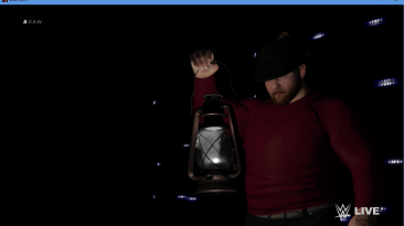 "WWE 2K16 ""Bray Wyatt Firefly Fun House Наряд WWE 2K19 Порт мод"""