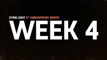 Dying Light завершает месяц празднования