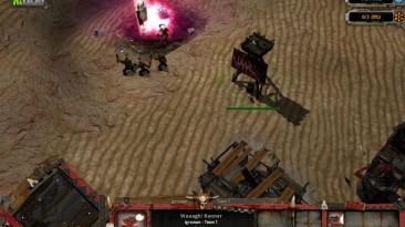 """Warhammer 40,000: Dawn Of War - Dark Crusade """"Карта - Utah"""""""