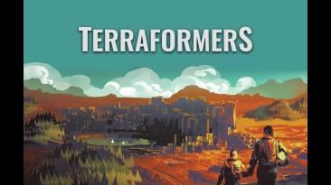 В разработке Terraformers - стратегия о колонизации и терраформинге Марса